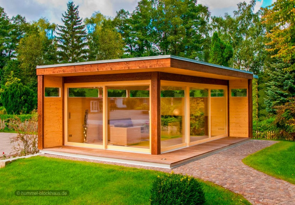 moderne individuelle gartenh user gartensaunen gartenpavillons ferienh user ger teh user. Black Bedroom Furniture Sets. Home Design Ideas